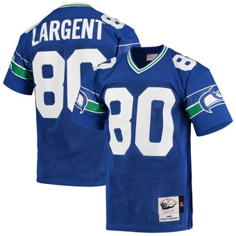 Camisa retrô do Seattle Seahawks Steve Largent