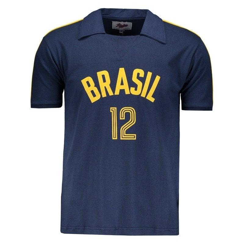 Camisa da Seleção Brasileira de Vôlei Retrô