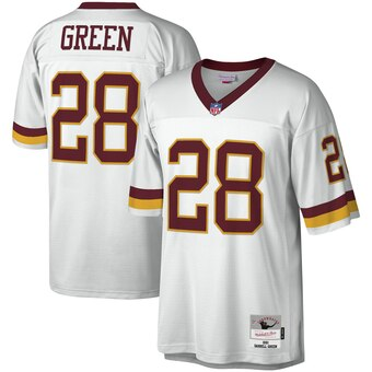 Camisa do Washington Redskins Branca