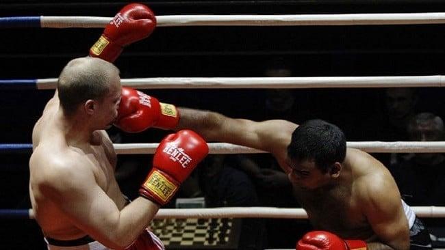Direto no boxe