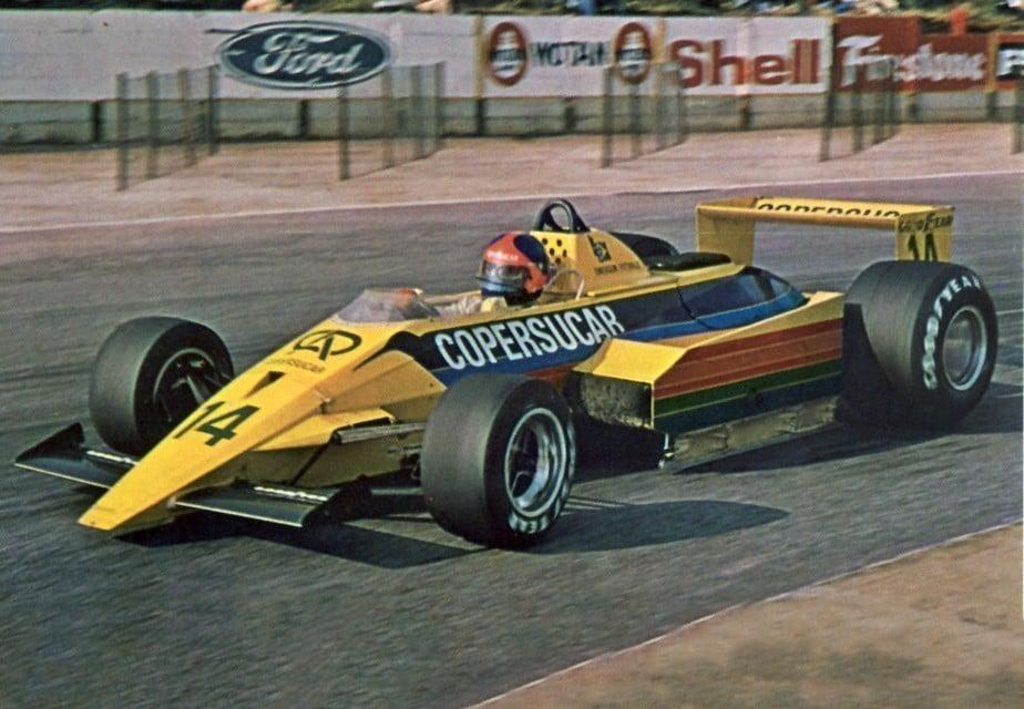 Equipe Fittipaldi na Fórmula 1