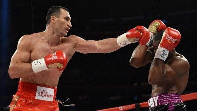 Jab no boxe