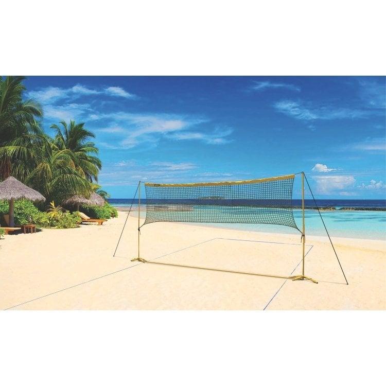 Kit de vôlei de praia