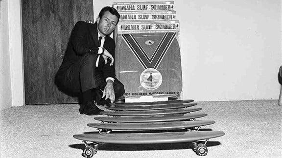Larry Stevenson desenvolvedor do skate