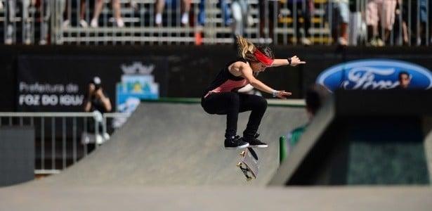 Letícia Bufoni campeã de Street nos X Games