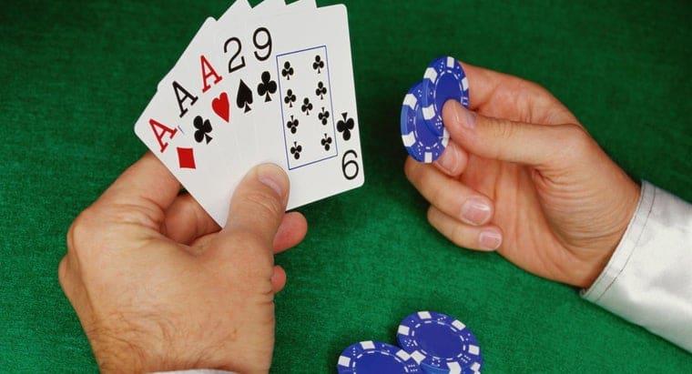 Trinca do Poker