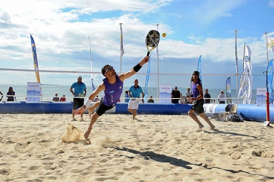 Fundamentos do Beach Tennis