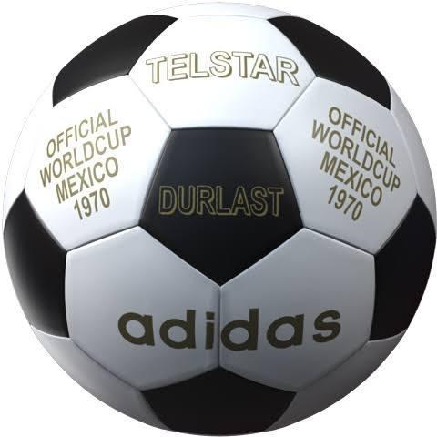 Bola da Copa do Mundo de 1970 Telstar