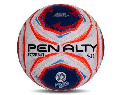 Bola de Futebol Penalty S11 Ecoknit Campeonato Paulista