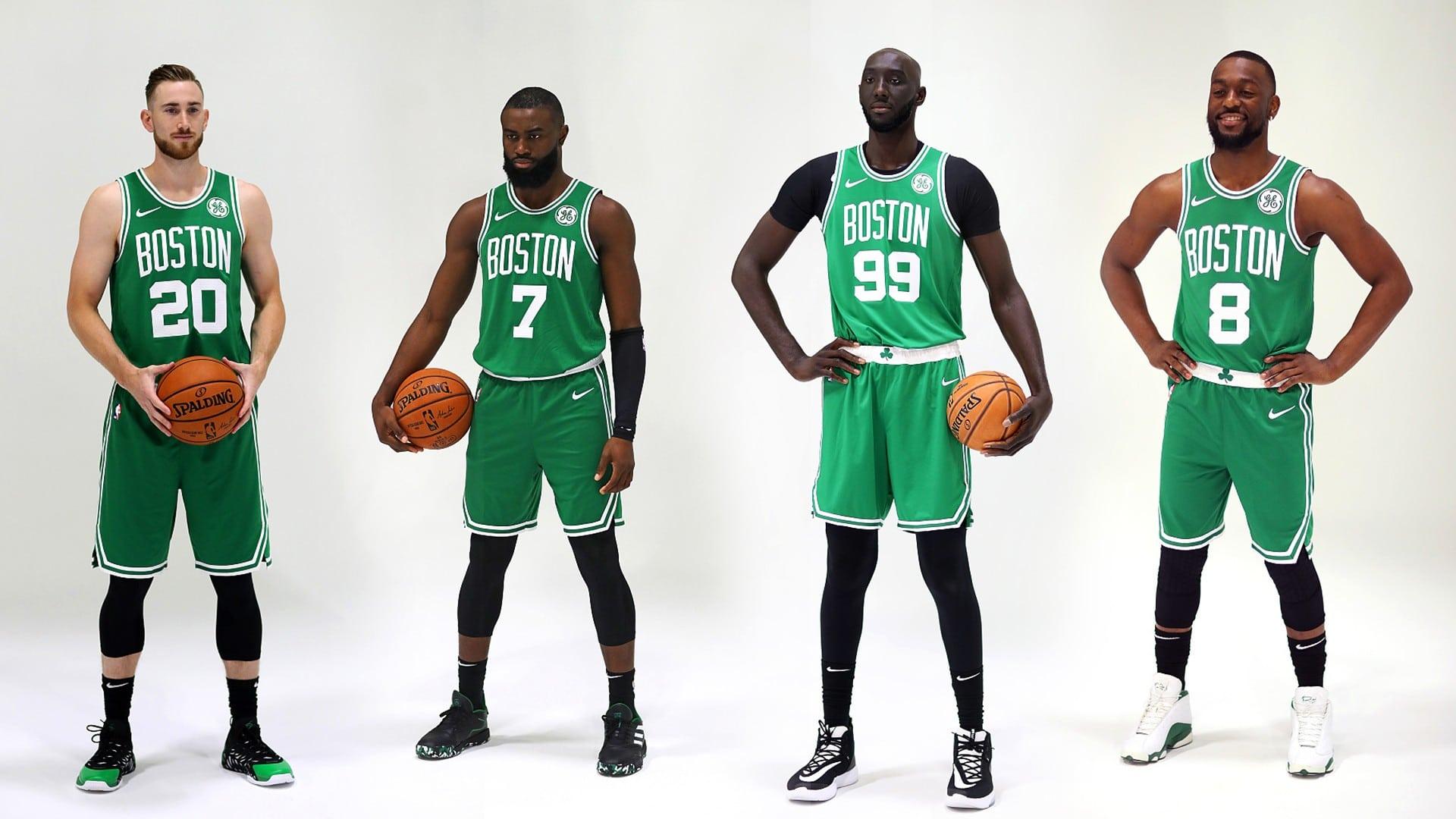 Camisa do Boston Celtics 2019/2020
