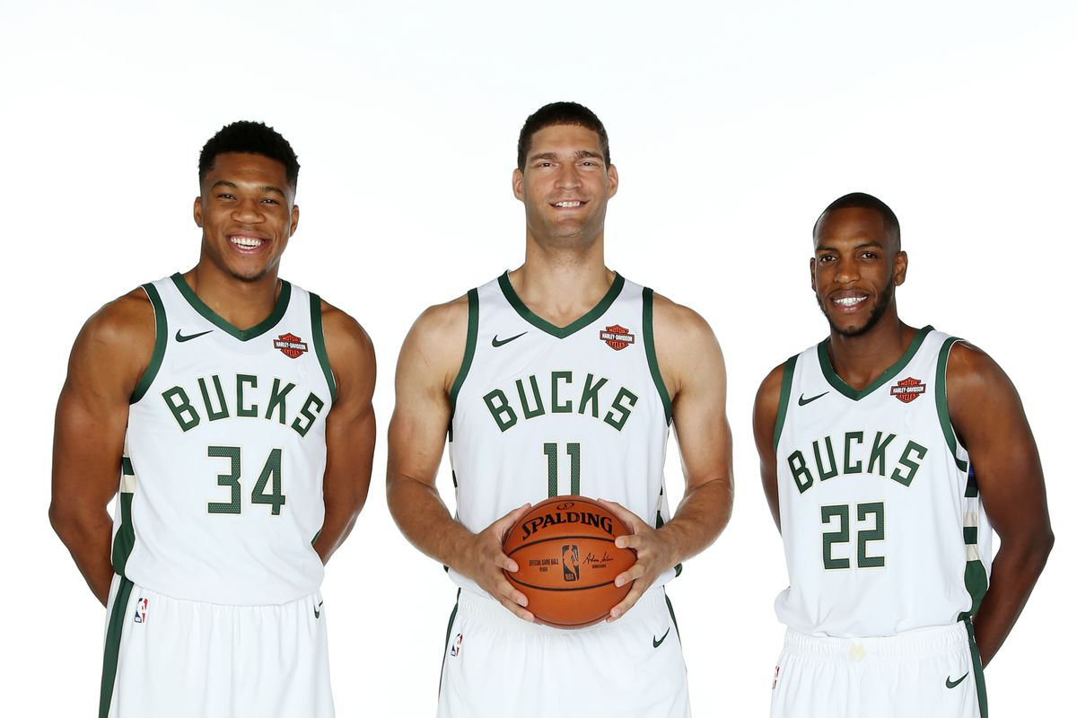 Camisa do Milwaukee Bucks 2019/2020