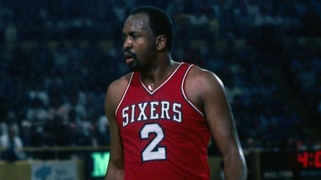 Camisa do Philadelphia 76ers