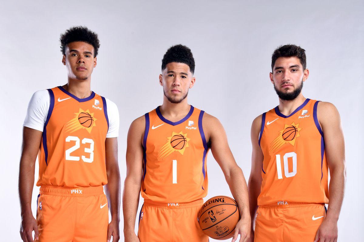 Camisa do Phoenix Suns 2019/2020
