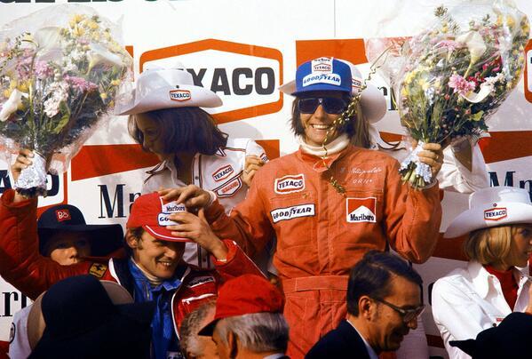 Emerson Fittipaldi na McLaren