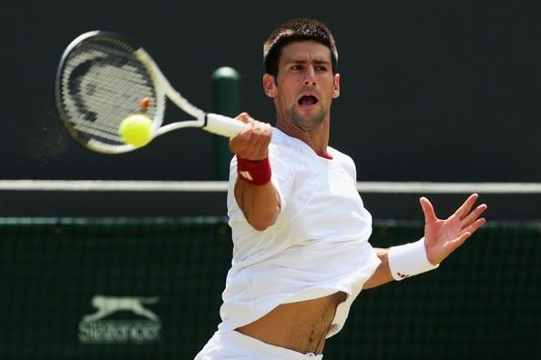 Empunhadura Western Extrema Novak Djokovic