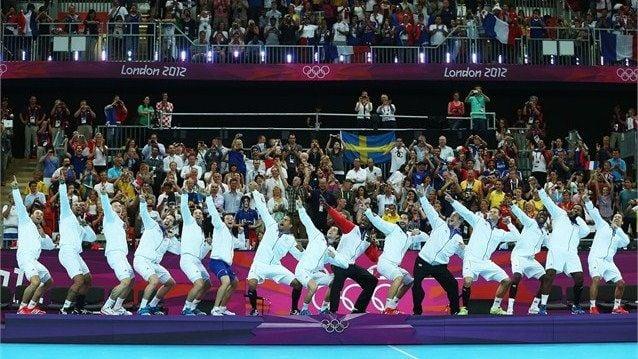 França maior campeã olímpica de handebol masculino
