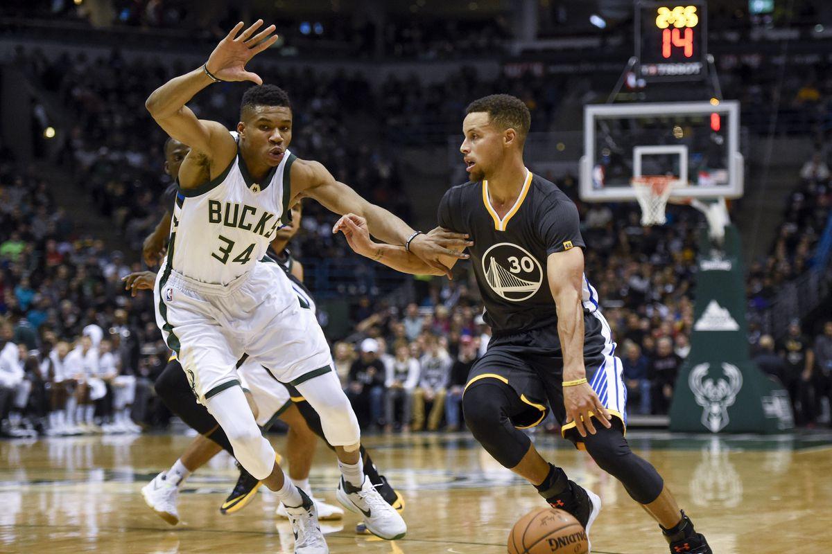 Watch ESPN Milwaukee Bucks e Golden State Warriors