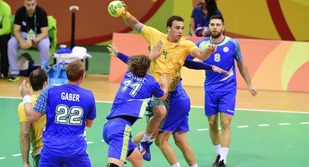 Handebol masculino do Brasil nas Olimpíadas