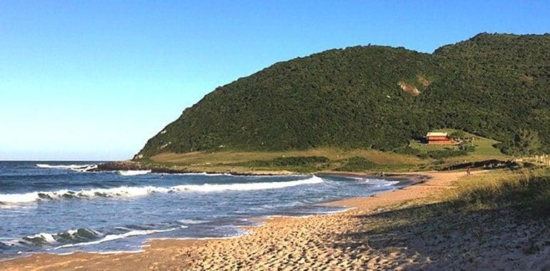 Praia da Silveira Garopaba