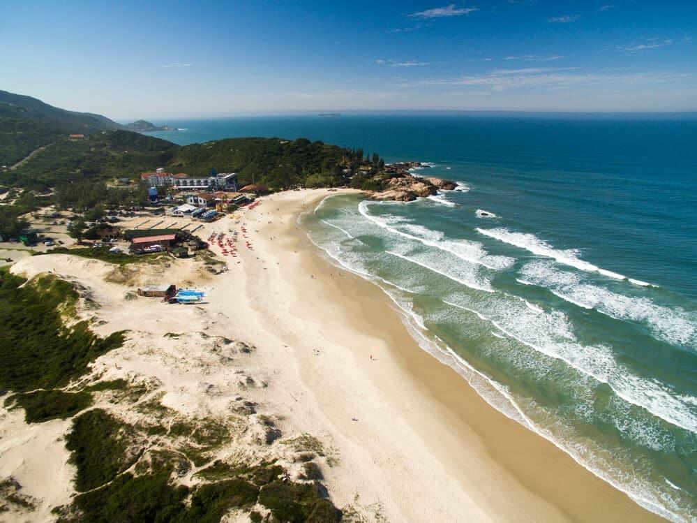 Praia de Joaquina Florianópolis