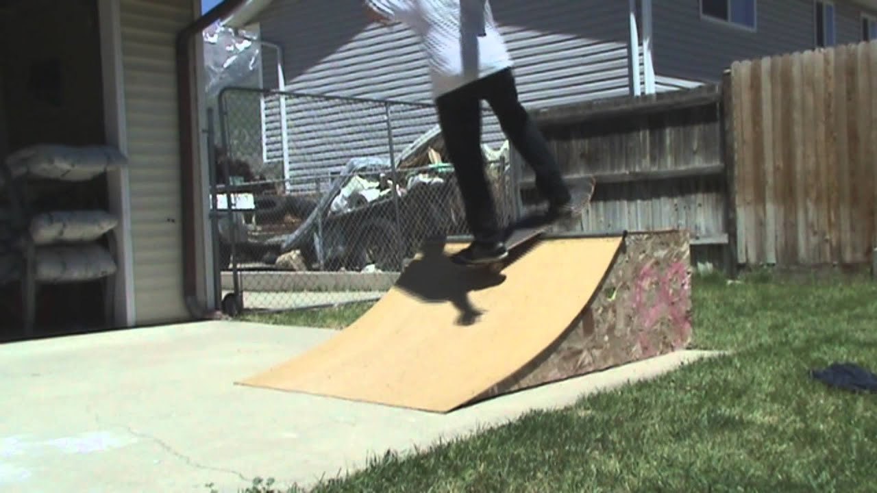Quarter skate