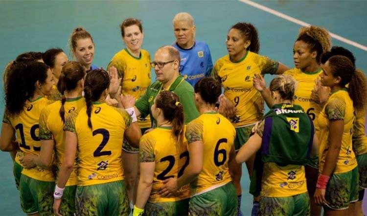 Seleção Brasileira de Handebol Feminino