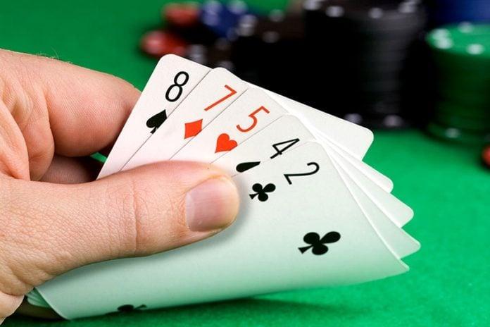 2-7 Lowball Poker