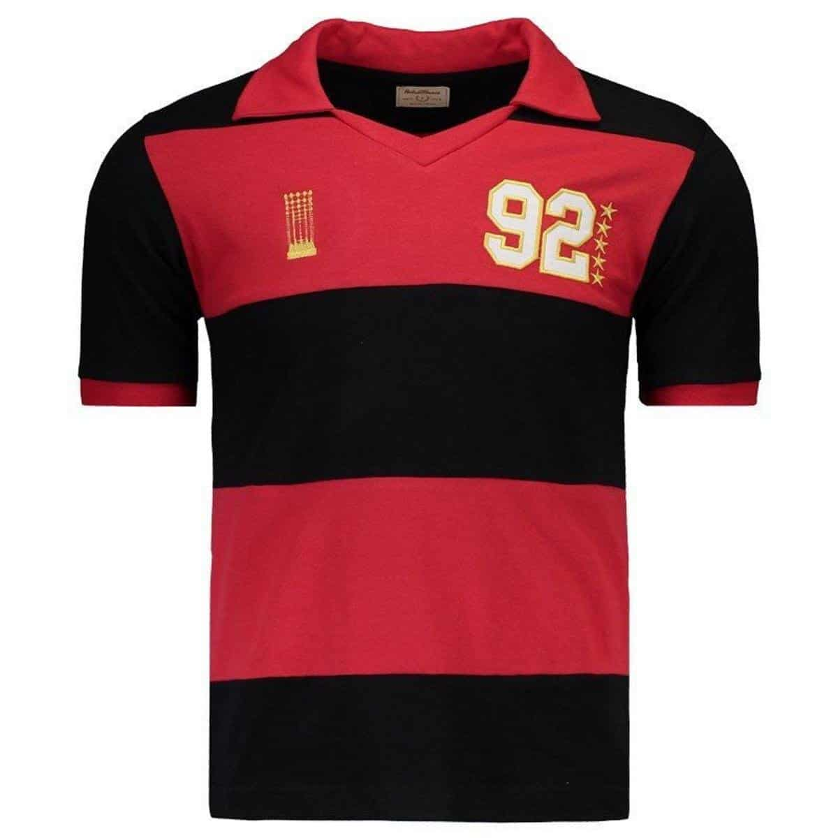 Camisa Retrô do Flamengo