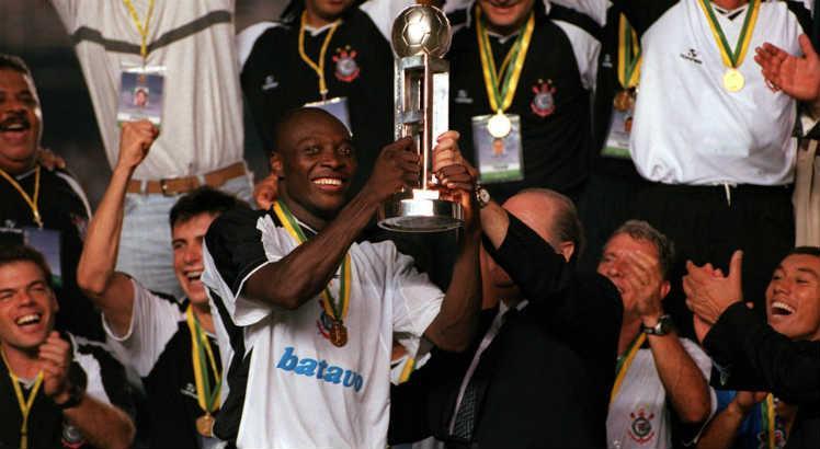 Corinthians campeão mundial de clubes 2000
