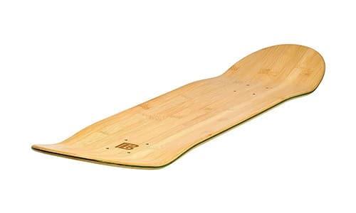 Formato de shape de skate