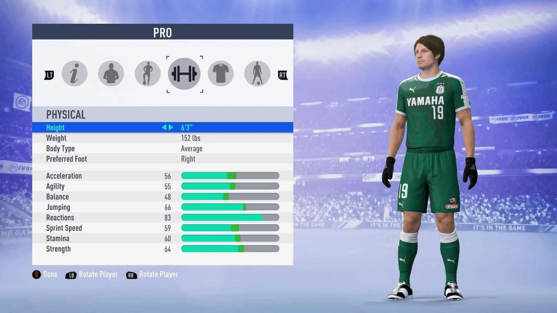 pro clubs FIFA