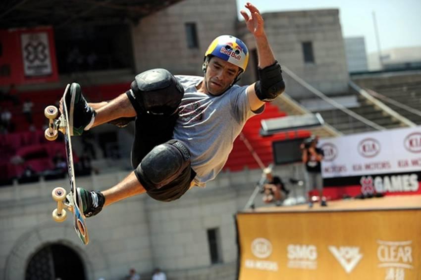 Sandro Dias o Mineirinho do skate