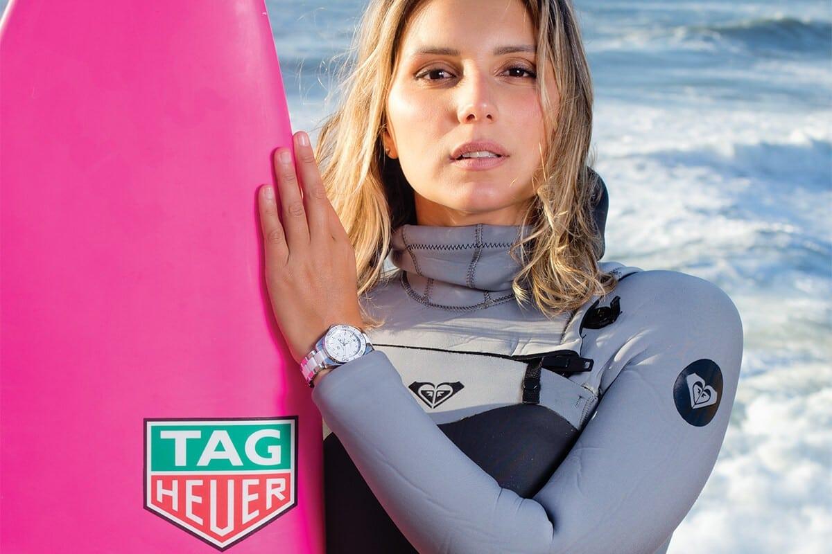 Maya Gabeira surfista de ondas gigantes