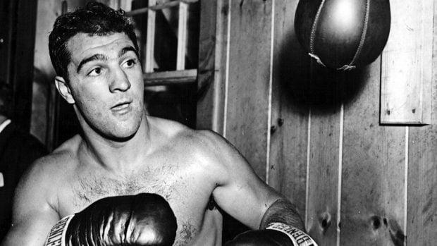 Rocky Marciano melhor boxeador de todos os tempos