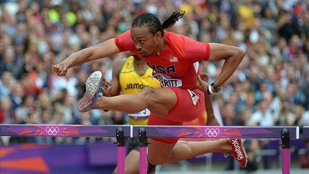 Aries Merritt é recordista mundial dos 110 metros com barreira