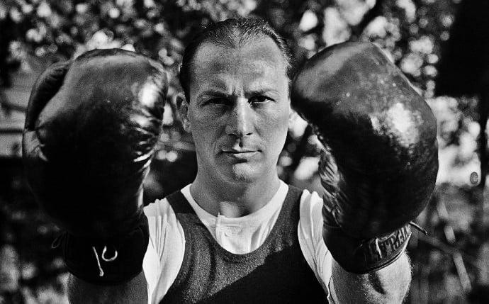 Benny Leonard maior lutador de boxe da história