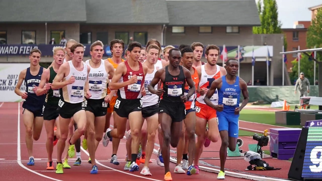 Corridas de fundo do atletismo