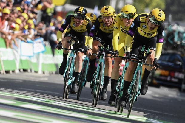Equipes da Volta da França ou Tour de France