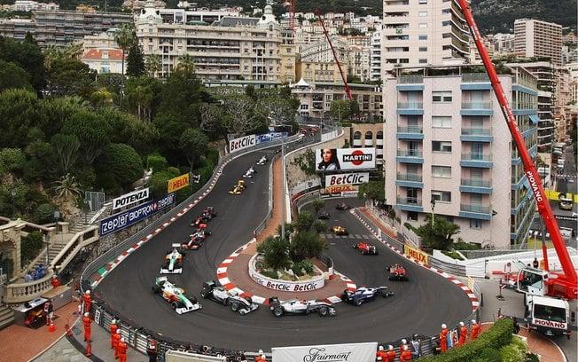 História do GP de Mônaco