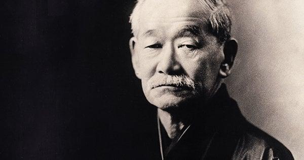 Jigoro Kano criador do Judô