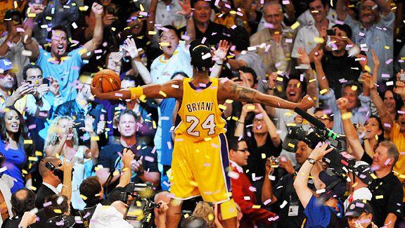 Títulos de Kobe Bryant na NBA