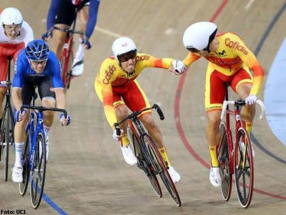 Madison no ciclismo de pista