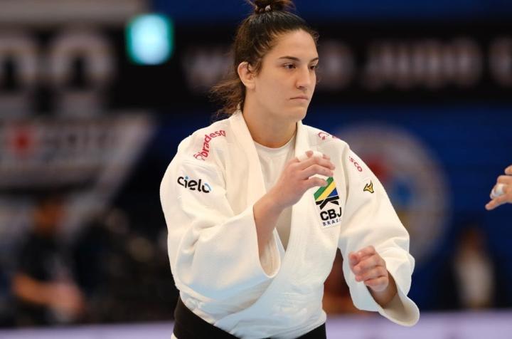 Equipamentos do judô judogi