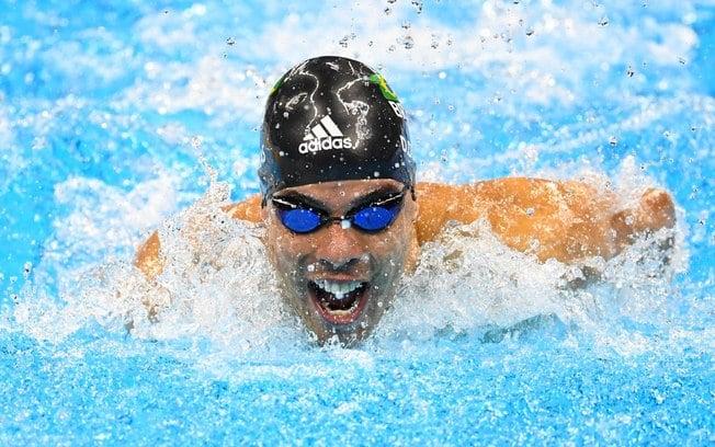 História do nadador paralímpico Daniel Dias