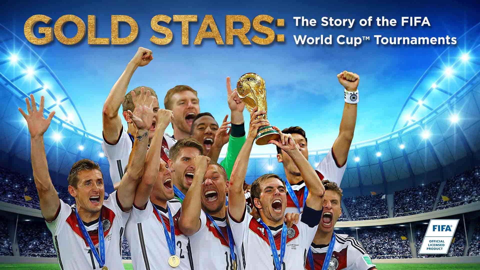 series de futebol gold stars