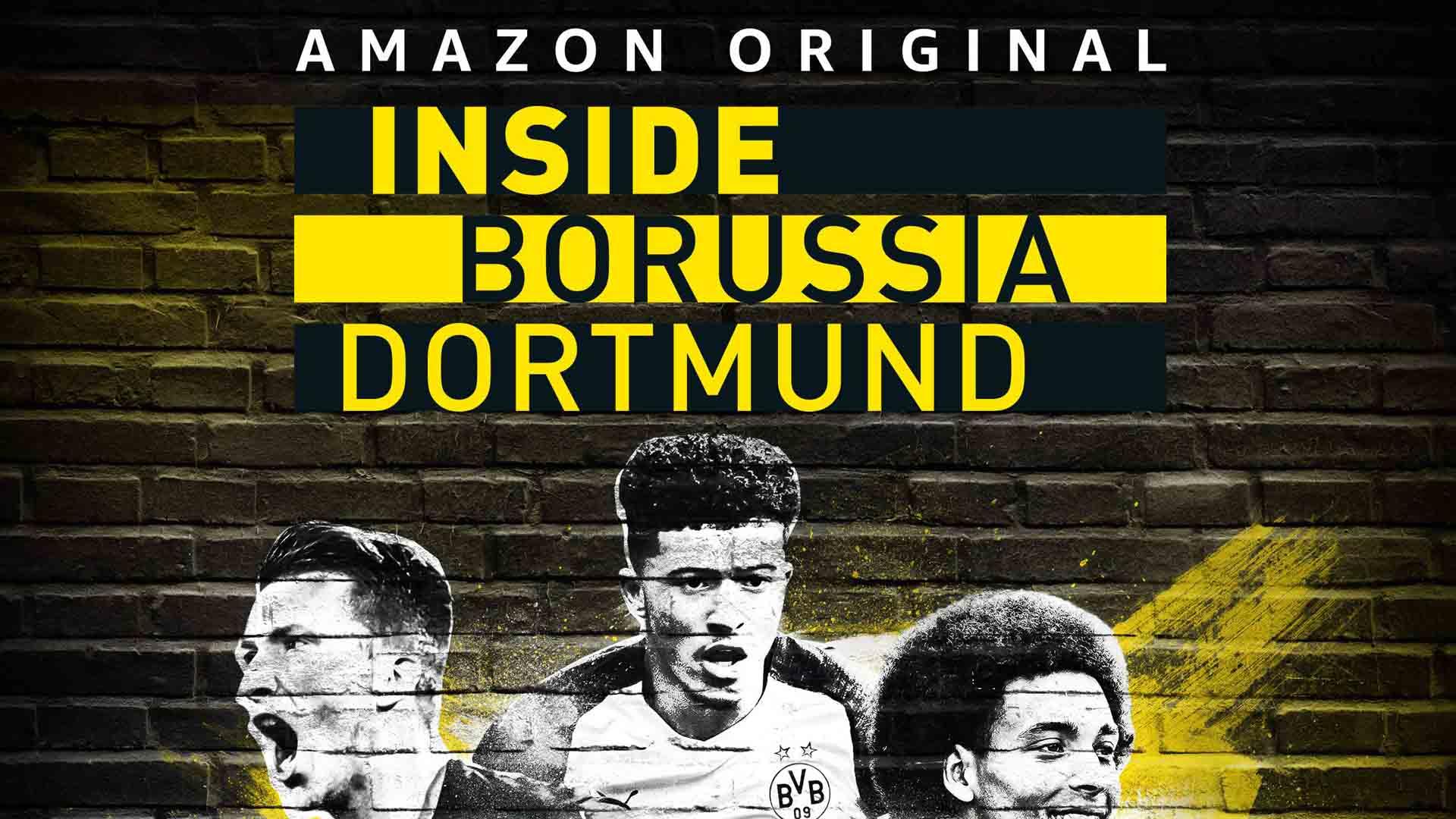 series de futebol inside borussia dortmund