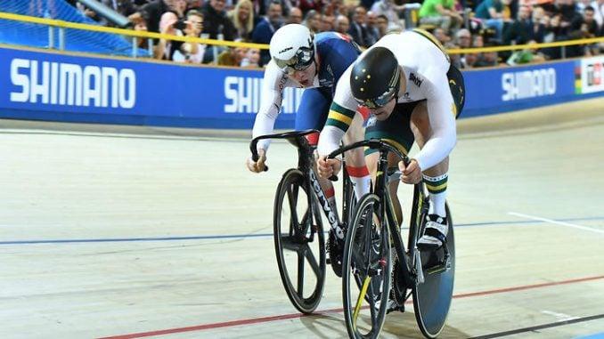 Prova de velocidade individual no ciclismo de pista