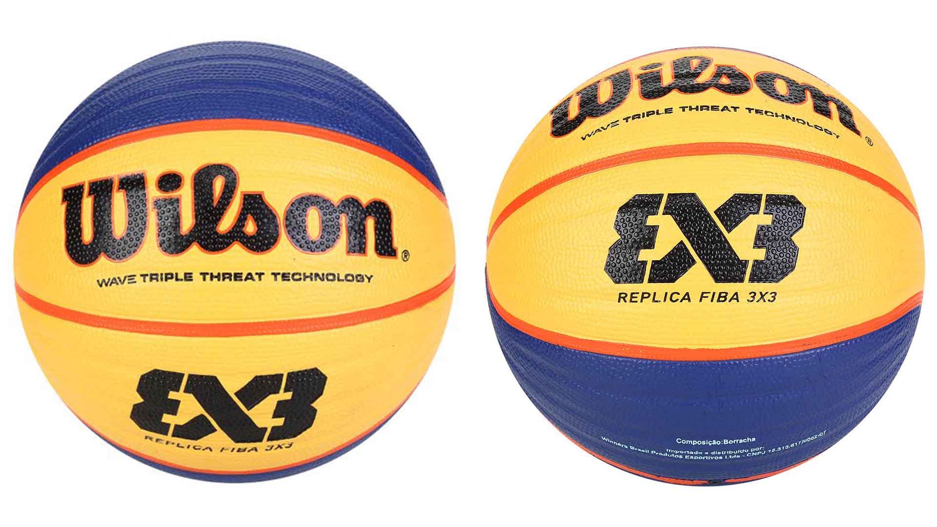 Bola Wilson Réplica FIBA
