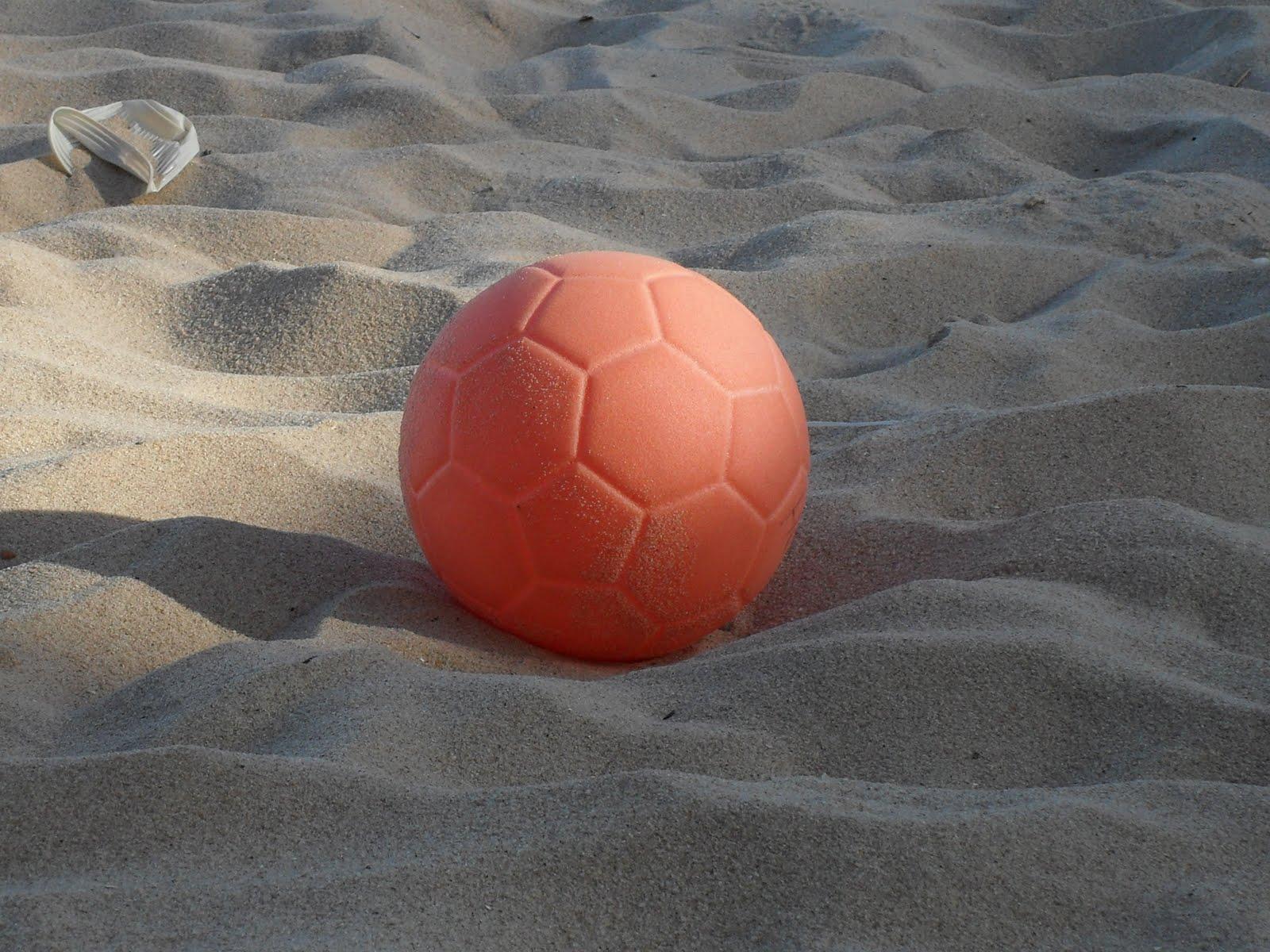 Bola do Handebol de Areia
