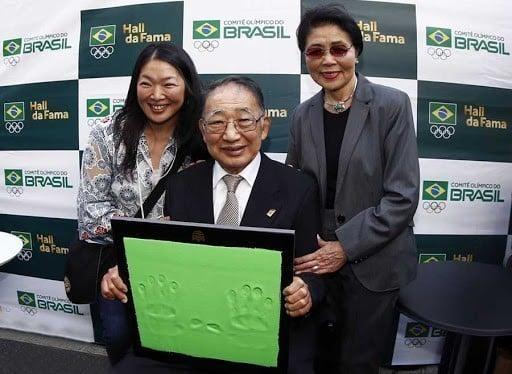 Chiaki Ishii foi o primeiro medalhista do Brasil na história do Judô nas Olimpíadas